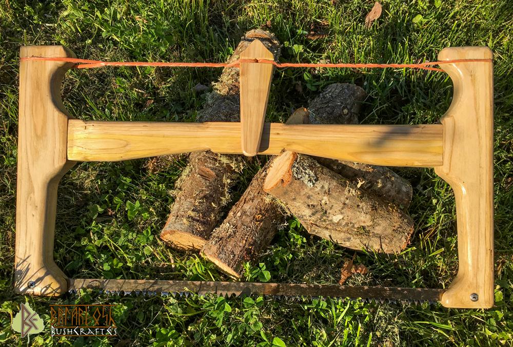 Construcción de una sierra de arco