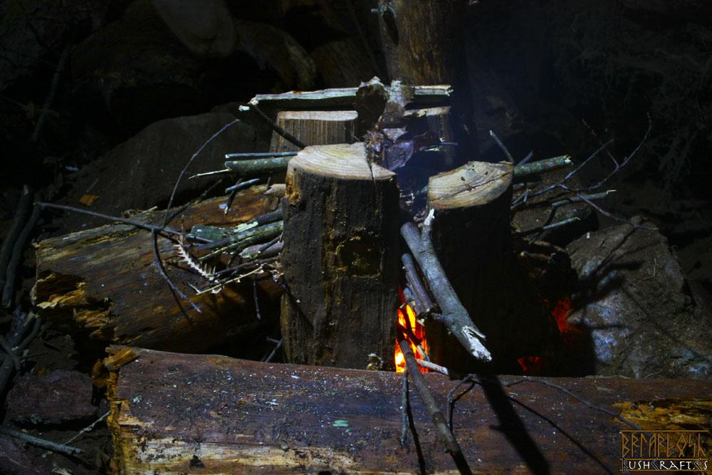 Fuego/antorcha sueca